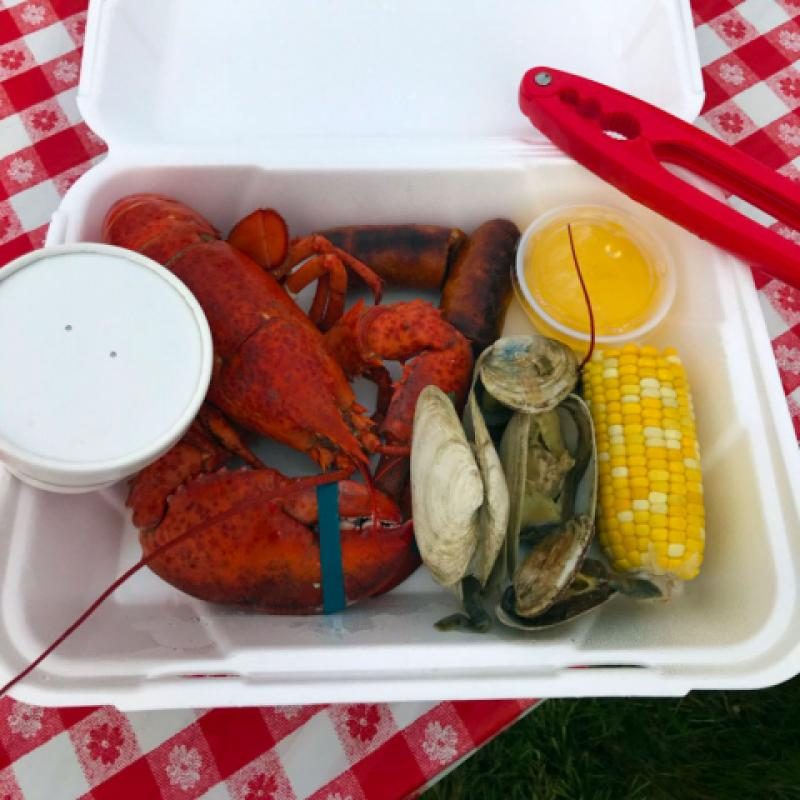 New England Clambake