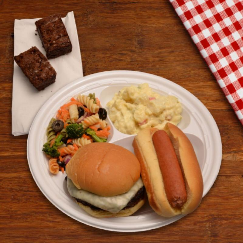 Burgers & Dogs Package